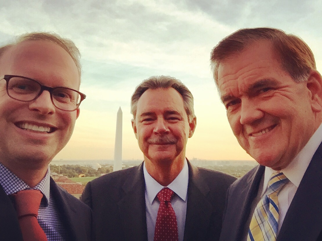 Daniel Kaniewski, David Paulison, Tom Ridge
