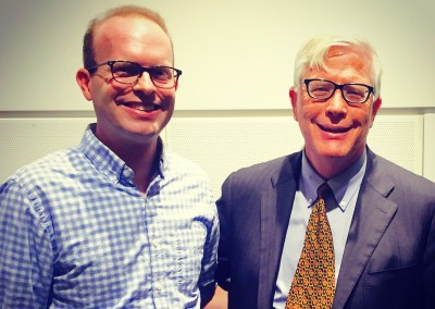 Daniel Kaniewski and Hugh Hewitt